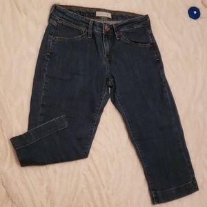 Levi's 545 Crop Jeans